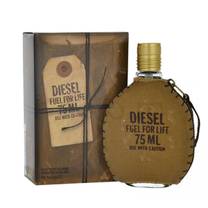 Fuel for Life by Diesel 2.5 oz  EDT Spray for Men