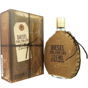 Diesel Fuel for Life by Diesel 4.2 oz EDT Spray for Men