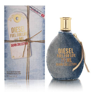 Fuel for Life Denim by Diesel 2.5 oz EDT Spray for Men