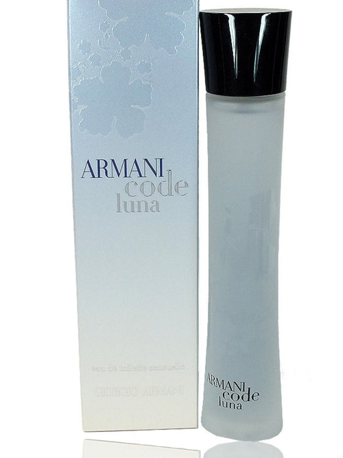 Armani Code Luna by Giorgio Armani 2.5 oz Eau De Toilette Spray For Women - GetYourPerfume.com