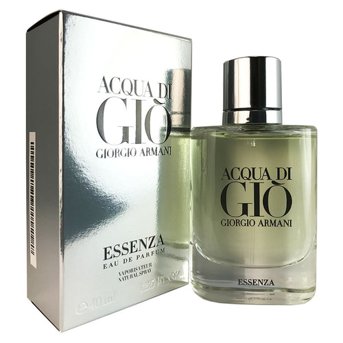 Acqua di Gio Essenza by Giorgio Armani 1.35 oz Eau de Parfum Spray for Men - GetYourPerfume.com