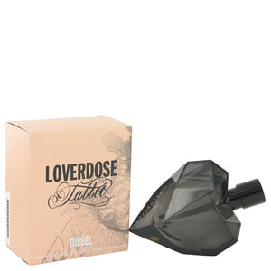 Diesel Loverdose Tattoo by Diesel 2.5 oz Eau de Parfum EDP Spray for Women