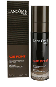 Age Fight by Lancome 1.69 oz Anti Age Perfecting Fluid for Men - GetYourPerfume.com