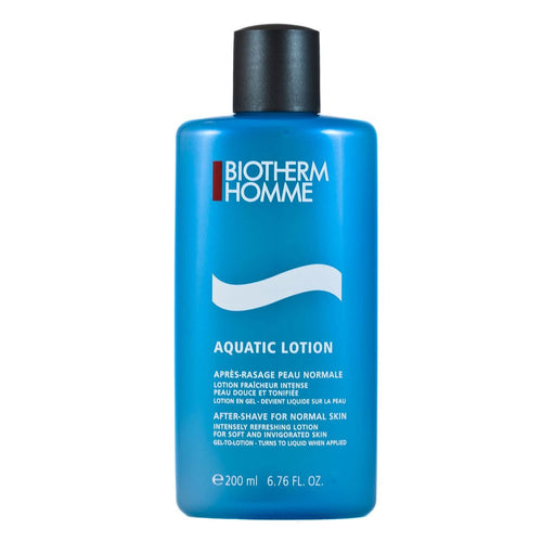 Biotherm Homme 6.76 oz Aquatic After Shave Lotion for Men - GetYourPerfume.com