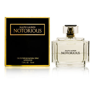 Notorious by Ralph Lauren 2.5 oz Eau de Parfum Spray for Women - GetYourPerfume.com