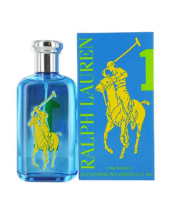 Big Pony Blue 1 by Ralph Lauren 3.4 oz Eau de Toilette EDT Spray for Women - GetYourPerfume.com