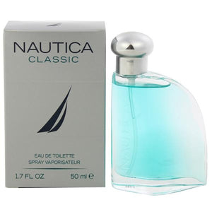 Classic by Nautica 1.7 oz Eau de Toilette EDT Spray for Men