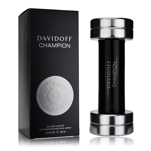 Davidoff Champion by Davidoff 3.0 oz Eau de Toilette Spray for Men - GetYourPerfume.com