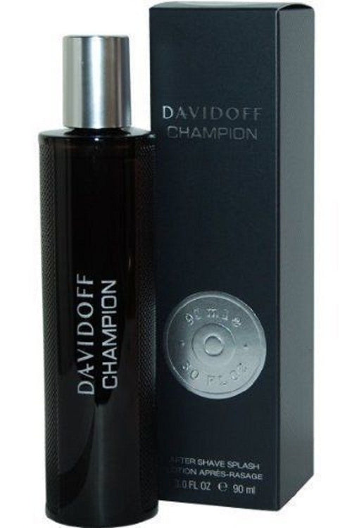 DAVIDOFF CHAMPION BY DAVIDOFF 3 OZ AFTER SHAVE SPLASH for Men