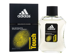 Intense Touch by Adidas 3.4 oz EDT spray for men