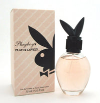 Play It Lovely by Playboy 2.5 oz Eau De Toilette Spray for Women