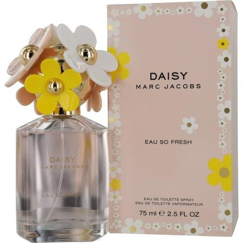 Daisy EAU SO Fresh by Marc Jacobs 2.5 oz EDT Spray for Women - GetYourPerfume.com
