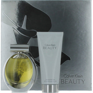 Calvin Klein Beauty by Calvin Klein  2Pcs. Gift Set for Women