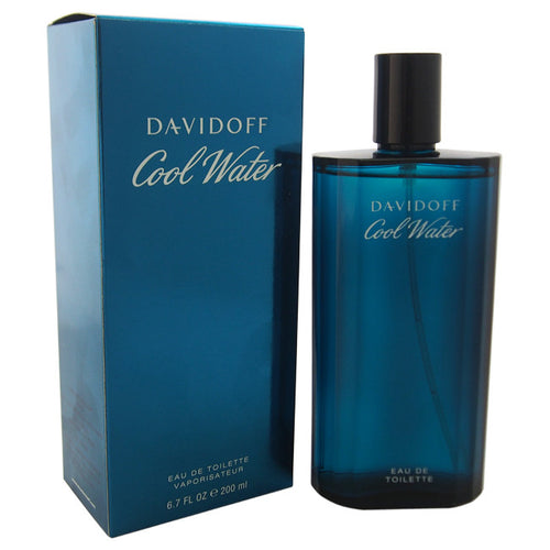 Davidoff Cool Water by Davidoff 6.7 oz Eau de Toilette EDT Spray for Men - GetYourPerfume.com