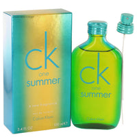 Calvin Klein CK One Summer 2014 By Calvin Klein 3.4 oz Eau de Toilette EDT Spray for Unisex - GetYourPerfume.com