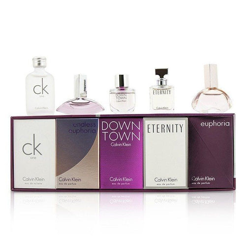 Calvin Klein Collection 5-piece Gift Set for Women - GetYourPerfume.com