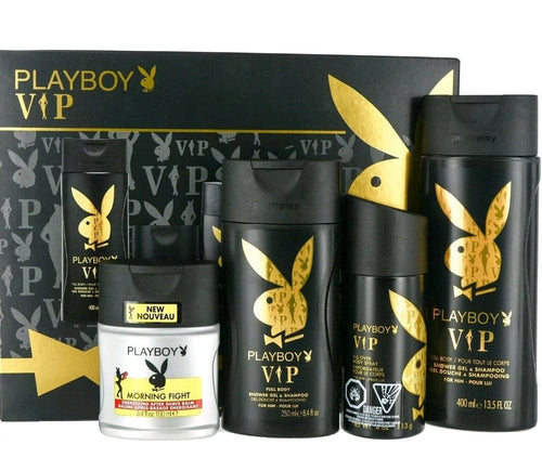 Playboy VIP 4 Piece Gift Set for Men