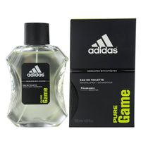 Adidas Pure Game by Adidas 3.4 oz Eau de Toilette Spray for Men