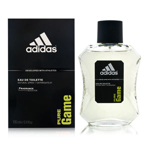 Adidas Pure Game by Adidas 3.4 oz Eau de Toilette Spray for Men - GetYourPerfume.com