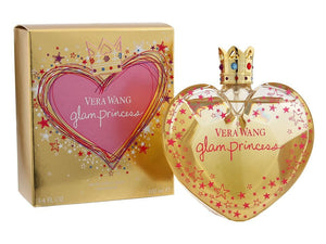 Glam Princess by Vera Wang  3.4 oz Eau de Toilette Spray for Women - GetYourPerfume.com