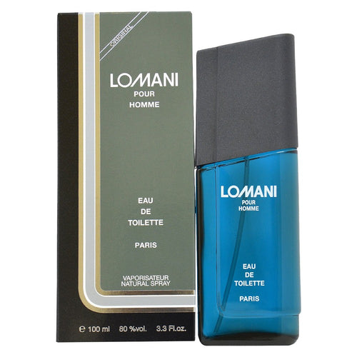 Lomani Pour Homme by Lomani 3.3 oz Eau de Toilette Spray for Men - GetYourPerfume.com