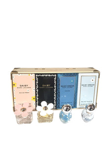 Daisy by Marc Jacobs  4Pcs. Mini Set For Women - GetYourPerfume.com