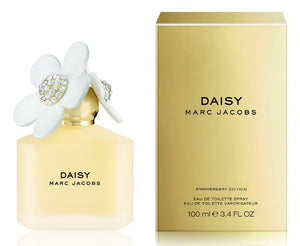 Daisy by Marc Jacobs Anniversary Edition 3.4 oz Eau de Toilette Spray for Women - GetYourPerfume.com