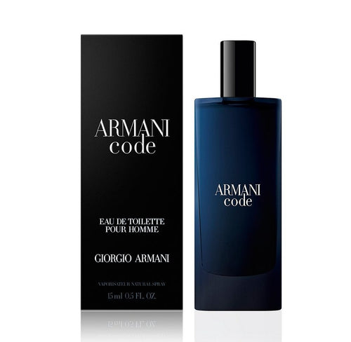 Armani Code by Giorgio Armani 0.5 oz. EDT Spray For Men - GetYourPerfume.com