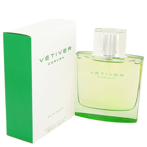Carven Vetiver Carven by Carven 3.3 oz Eau De Toilette EDT Spray for Men