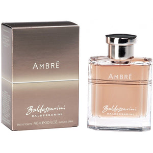 Baldessarini Ambre By Hugo Boss 3.0 oz Eau de Toilette Spray for Men - GetYourPerfume.com
