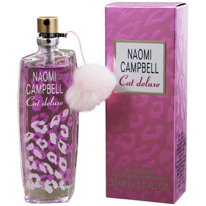 Cat Deluxe by Naomi Campbell 1.0 oz Eau de Toilette Spray for Women - GetYourPerfume.com