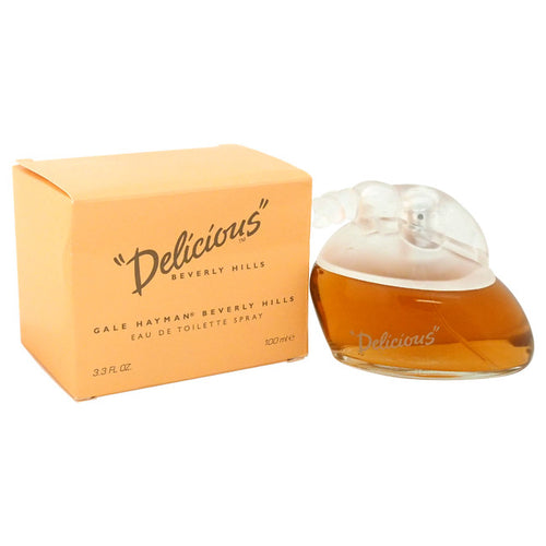 Delicious By Gale Hayman 3.4 oz Eau de Toilette EDT Spray For Women - GetYourPerfume.com
