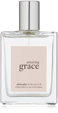 Amazing Grace by Philosophy 2 oz Eau de Toilette Spray for Women - GetYourPerfume.com