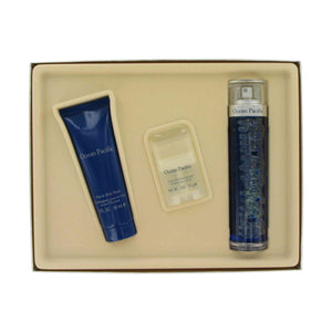 Ocean Pacific 3 pcs. Gift Set for Men - GetYourPerfume.com