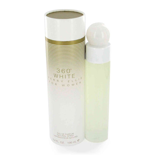 360 White by Perry Ellis 3.4 oz Eau de Parfum Spray for Women - GetYourPerfume.com