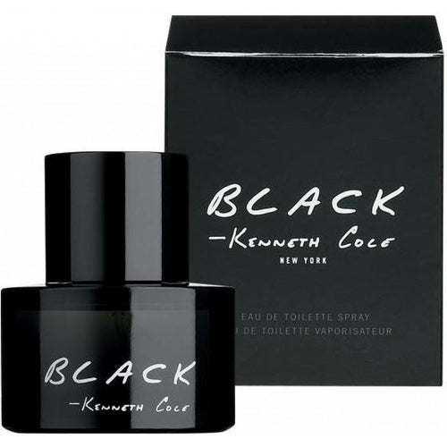 Black by Kenneth Cole 3.3 oz EDT Spray for Men