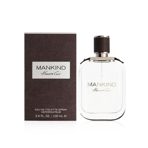 Mankind Kenneth Cole by Kenneth Cole 3.4 oz Eau de Toilette Spray for Men
