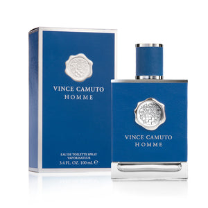 Homme by Vince Camuto 3.4 oz Eau de Toilette Spray for Men - GetYourPerfume.com