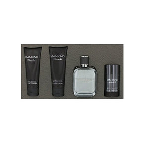 kenneth Cole Mankind 4-Piece Gift Set For Men - GetYourPerfume.com