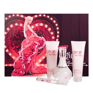 Can Can by Paris Hilton 4 pcs. Gift Set for Women - GetYourPerfume.com