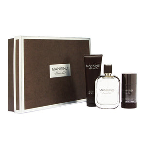Kenneth Cole Mankind 3 Pcs. Gift Set for Men - GetYourPerfume.com
