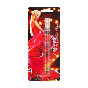Can Can by Paris Hilton 0.34 oz Eau de Parfum Spray Mini for Women - GetYourPerfume.com