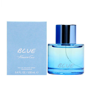 Kenneth Cole Blue by Kenneth Cole 3.4 oz Eau de Toilette Spray for Men - GetYourPerfume.com