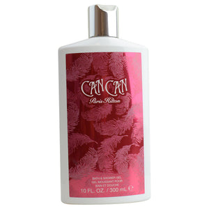 Can Can by Paris Hilton 10.0 ounce  Bath & Shower for Women - GetYourPerfume.com