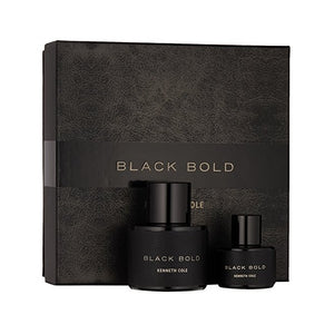 Kenneth Cole Black Bold 2 Piece Gift Set for Men - GetYourPerfume.com