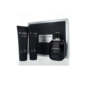 Kenneth Cole Mankind Hero 3 Piece Set for Men - GetYourPerfume.com