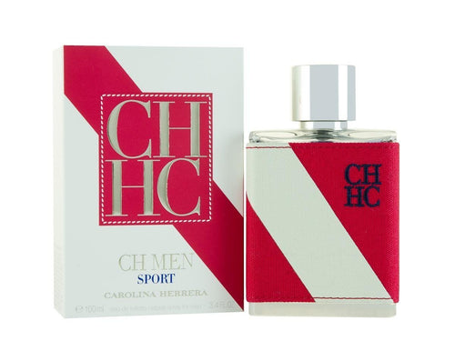 Carolina Herrera CH Sport by Carolina Herrera  3.4 oz Eau de Toilette EDT Spray for Men