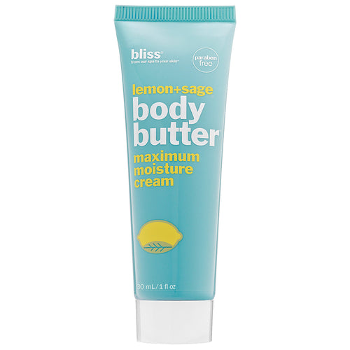 Lemoin + Sage Body by Bliss Butter Maximum Moisture Cream 1.0 oz - GetYourPerfume.com
