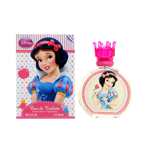 Disney Princess Snow White by Disney 3.4 oz Eau de Toilette EDT Spray for Girls