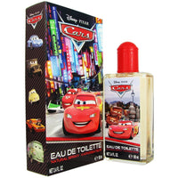 Disney Cars by Air Val International 3.4 oz Eau de Toilette Spray for Boys